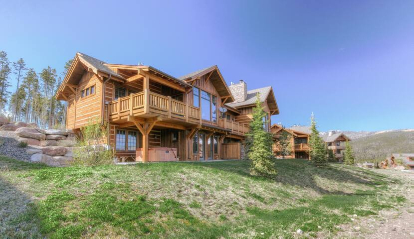 Alpine Meadows Suite | Unit 5A - Биг Скай - Квартира