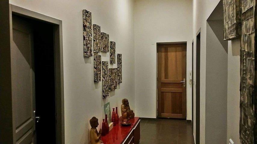Grande chambre pour vous, dans bel appartement