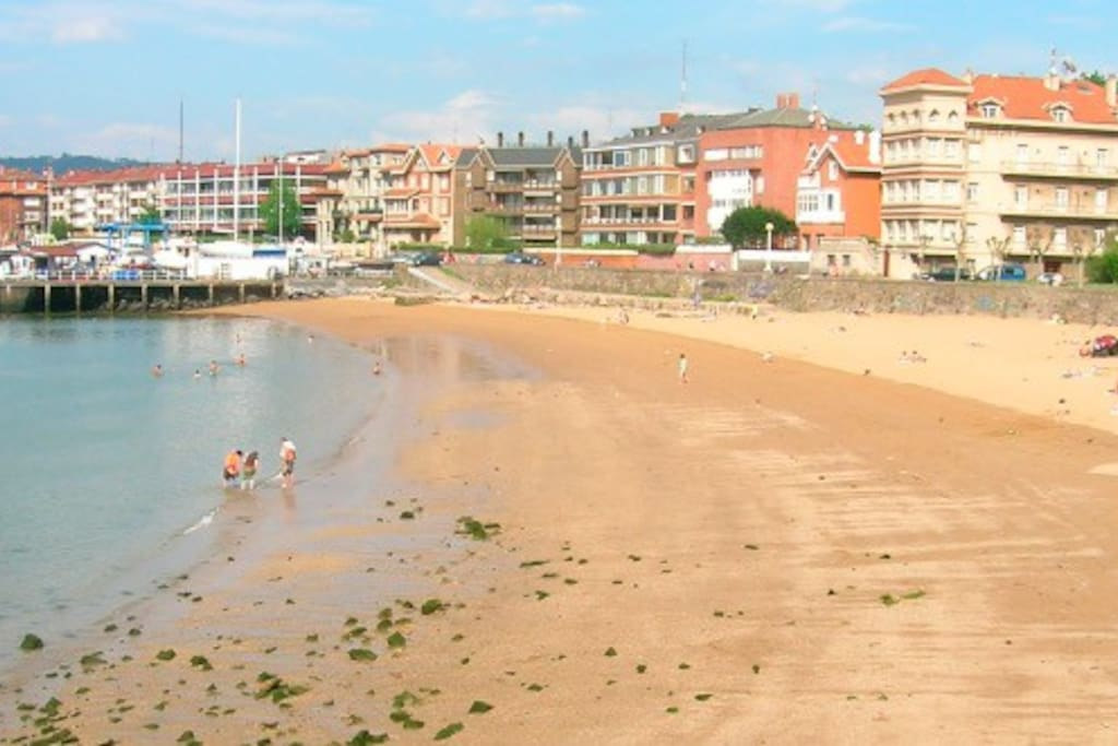 Playa de Las Arenas a 100m