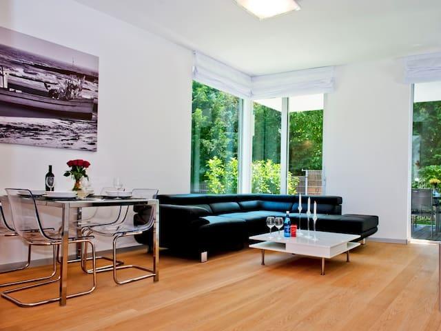 Luksusowy apartament w Juracie - HALIMEDE - Jastarnia - Appartement