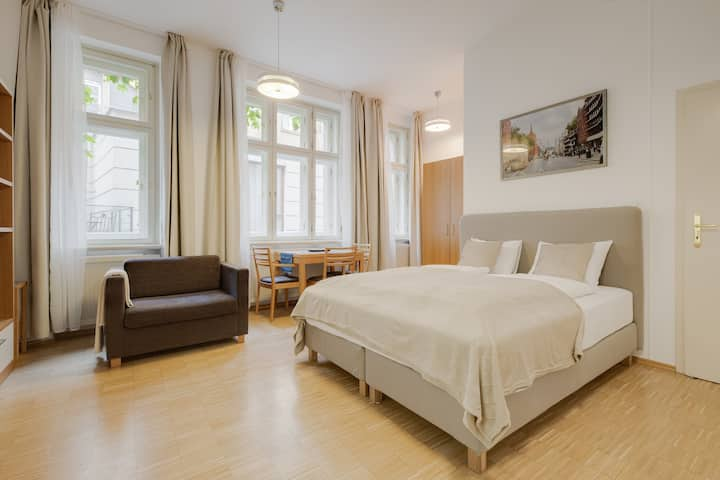 Superior suite in the heart of Prague