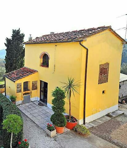Detached guesthouse with terrace - Serravalle Pistoiese - House