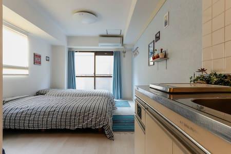 New listing!Heart of Shibuya/wifi - Shibuya-ku - Appartement