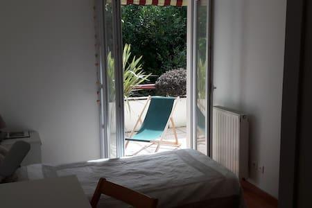 chambre sur terrasse Bayonne - Bayonne - Lejlighedskompleks