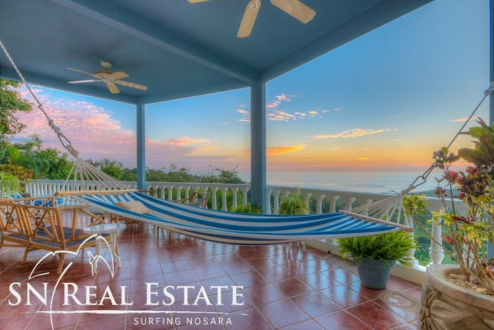 Private Estate rarely available -270 degree VIEWS!