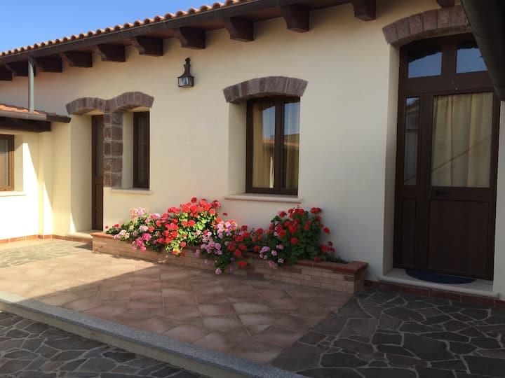 Modern apartment in a good location in Sardinia