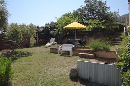 Appartement en rez de villa, Bodri - Corbara - Apartment
