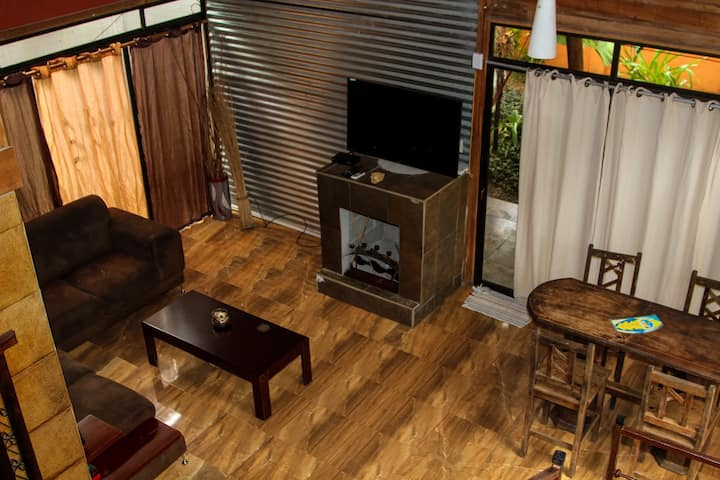 Villa  de madera/ villas coconut 🦥
