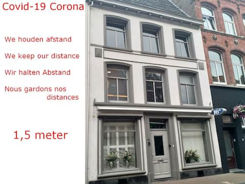 LOFT 16 Roermond, relaxing in the city center
