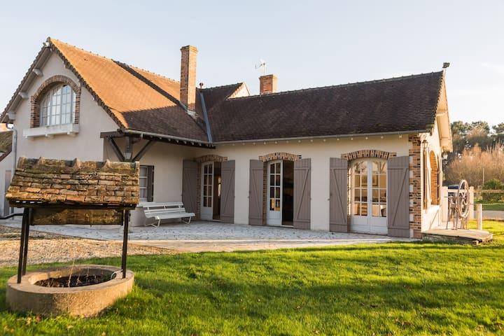 Maison au coeur de la Sologne - Veilleins - Casa