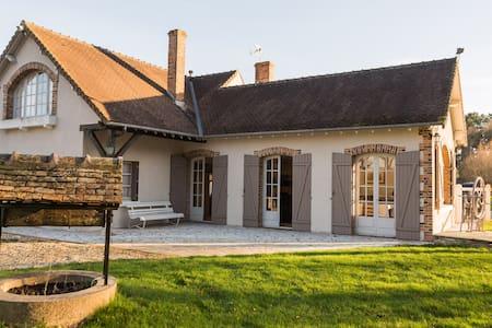 Maison au coeur de la Sologne - Veilleins - Talo