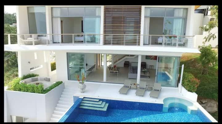 Sam-kah The Ridge Villa Seven, 4-Bedroom, Pool