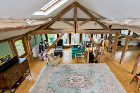Beautifully Converted Barn, Berriew - Berriew - Bed & Breakfast