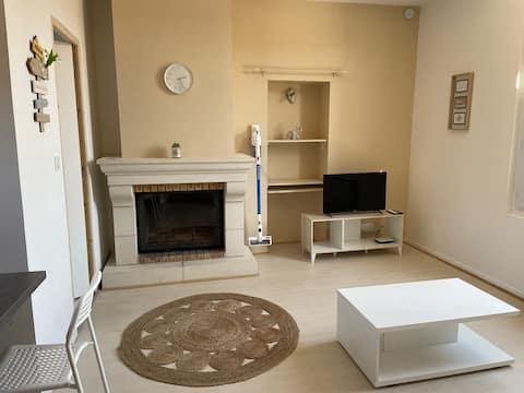 Apartamento de 2 habitaciones cerca de Beauval/Châteaux