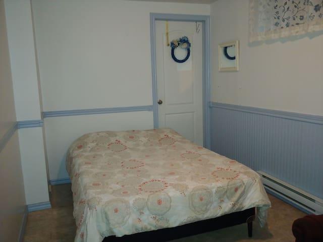 Gracefield chambre sous-sol