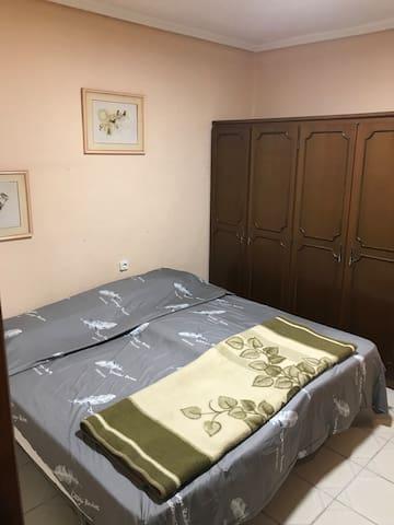 Habitación Matrimonial cómoda y tranquila