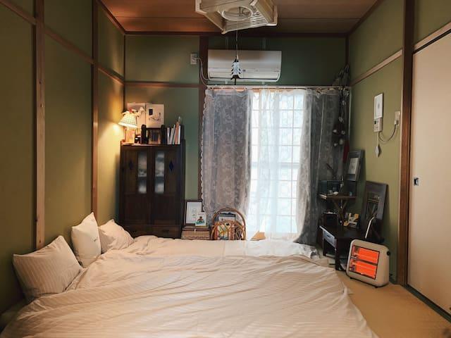 Japanese style soeno cozy house osaka, 오사카숙소