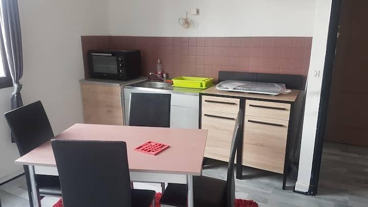 Agréable appartement quartier St Anne