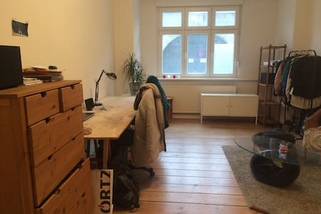 Room for 1-2 Person in Berlin, Moabit - Berlin