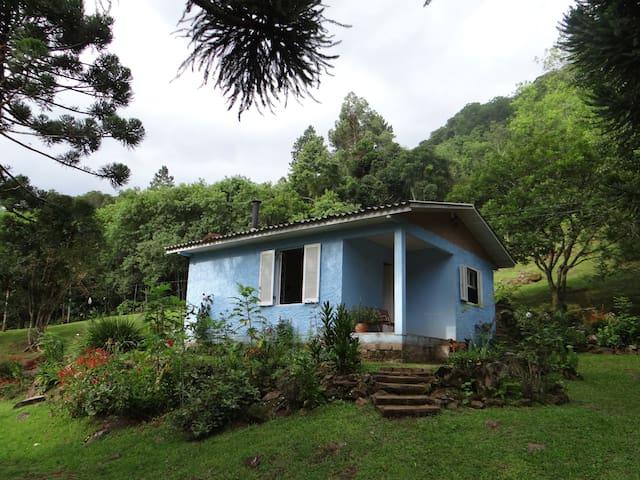 Casa no Sítio Vale N.Sra.Medianeira - São Francisco de Paula - Casa