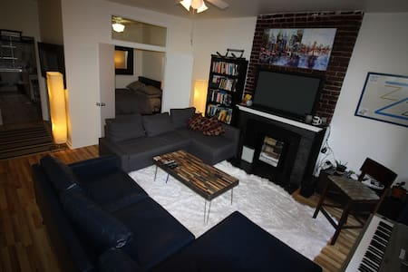 Private room in Prime West Village! - Nueva York