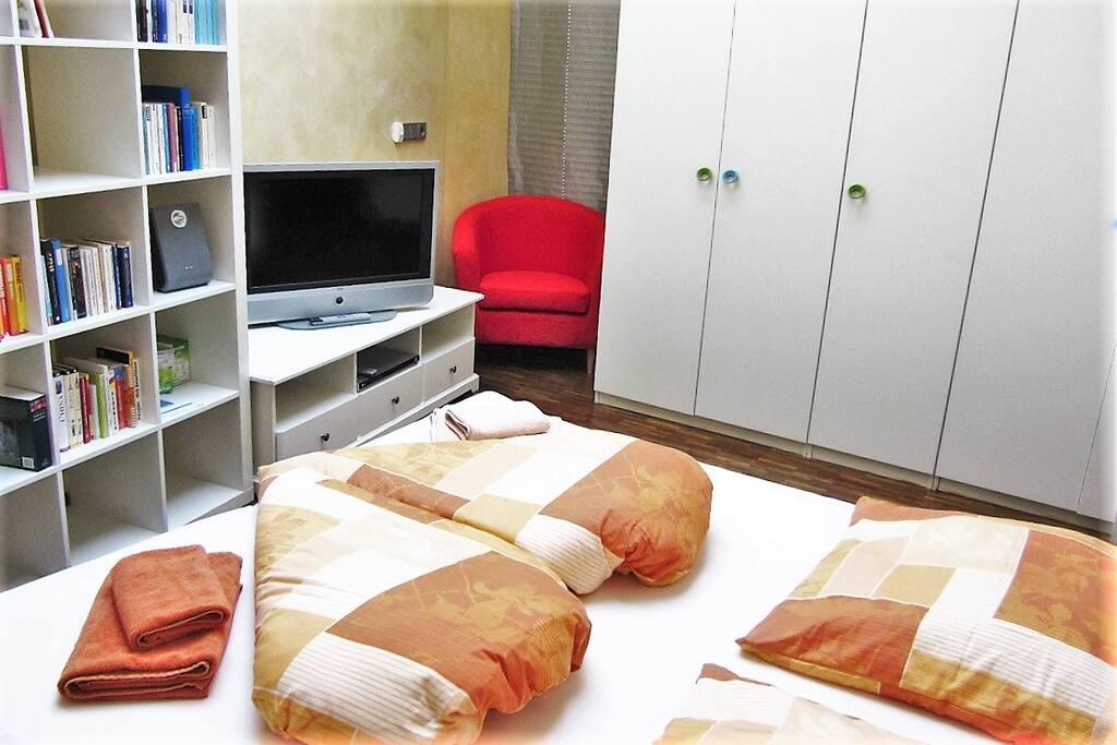 Das zweite Zimmer / The second room