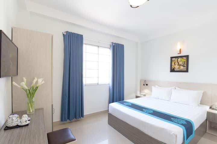 Deluxe Room Meraki Hotel Central Bui Vien st.