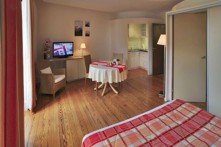 Chambre studio toute équipée - ville - Luxeuil-les-Bains - Condominio