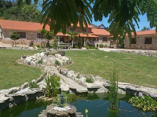 VILLA EN PONTEVEDRA. Comarca del Salnés - Pontevedra - Villa