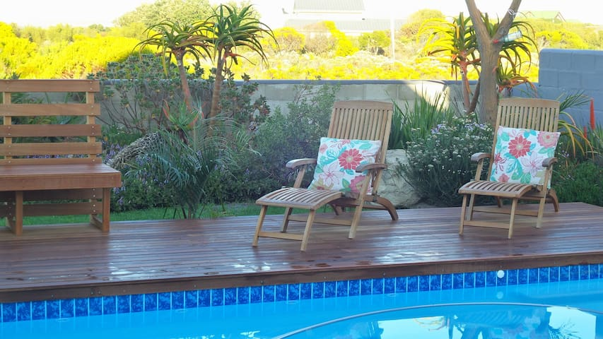 LUXURIOUS ROOM with beautiful views - Betty's Bay - Casa