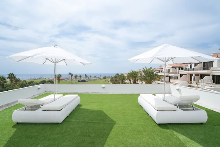 Amarilla Golf Villas - Unit 3 - stunning 2 bed