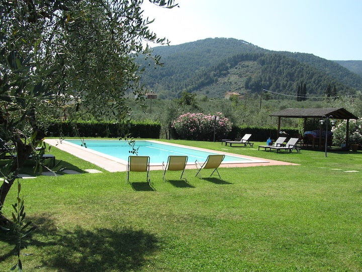 Casa Marisa-Villa with pool