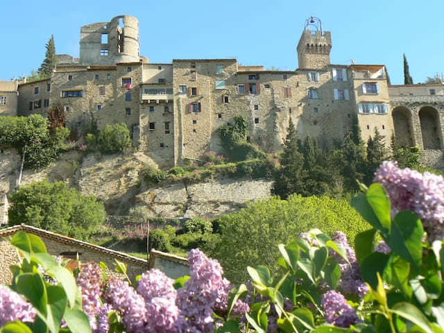 Prendre soin de soi - Montbrun-les-Bains - Apartment