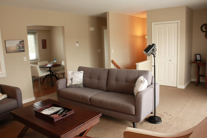 Sequoia Suite  Modern Two Bedroom