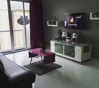 [HOS2]JOHOR BAHRU COMFY,PRIVACY -place2relax - スクダイ - アパート