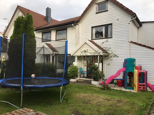 Stavanger , nice apartment 10 min to downtown