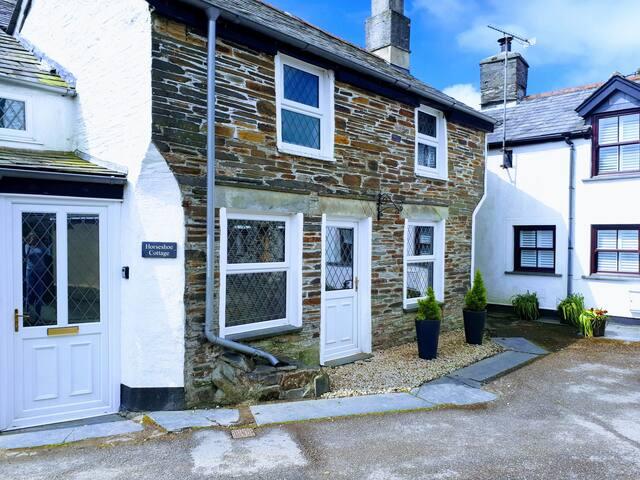 18th Century Cornish cottage, near the beach