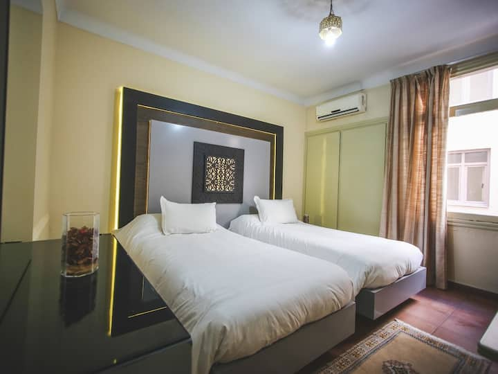 Double Room at Hotel Bab Mansour Meknes