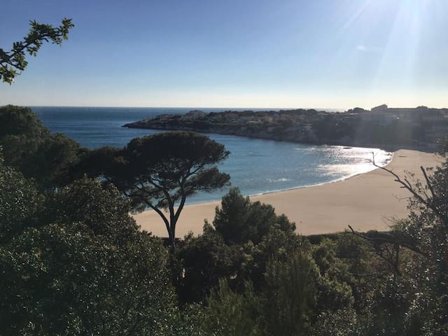 Charmante villa vue mer - La Couronne