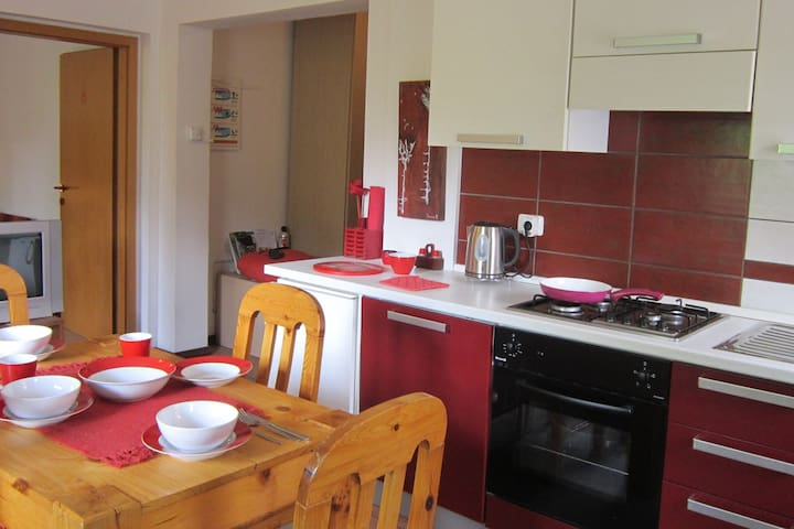 Apartment Polovnik - Bovec - Appartement