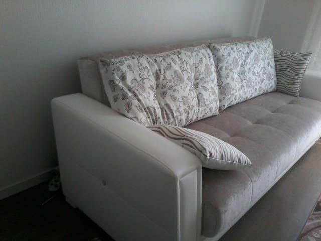 chambre calme et trés cemforte - Orléans - Wohnung