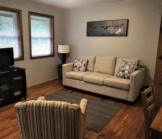 Bright Forest Suite in Central Ucluelet, BC