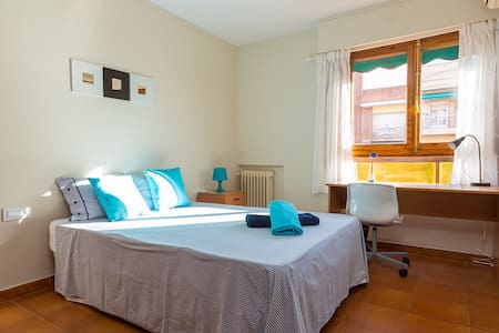 NEW BEDROOM NEXT TO THE UNIVERSITY - Getafe