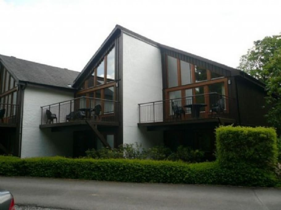 Keswick Bridge, Self catering apartments in Keswick