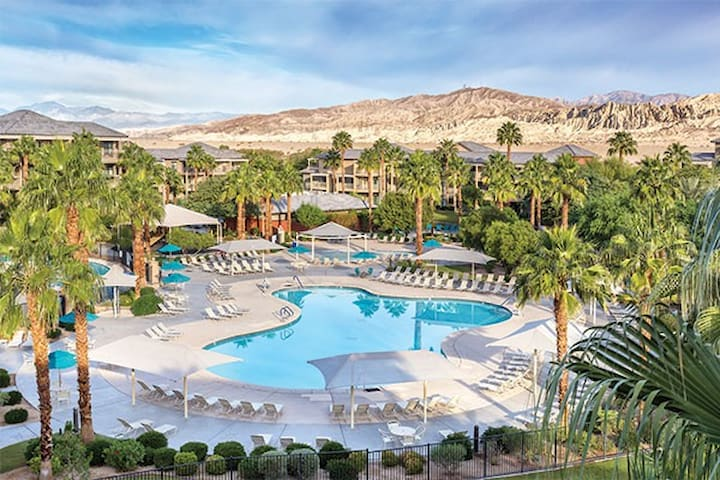 2 Bedroom Condo at Worldmark Indio Resort