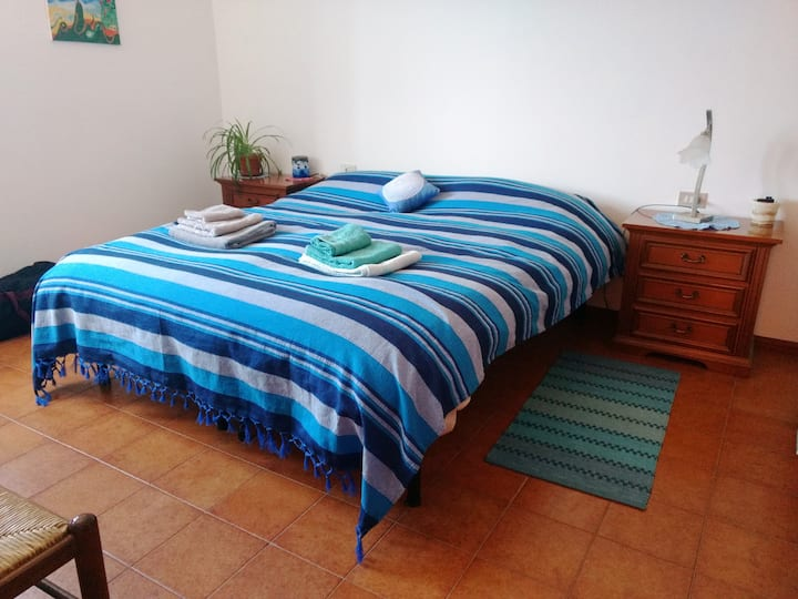 La Gazza Ladra - Chambre Bleue Double / Twin