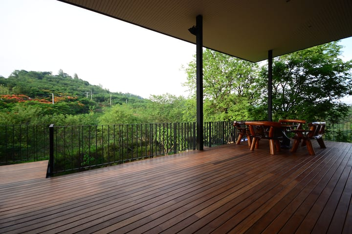 3BR Spacious Pak Chong Tranquil Private Hideaway