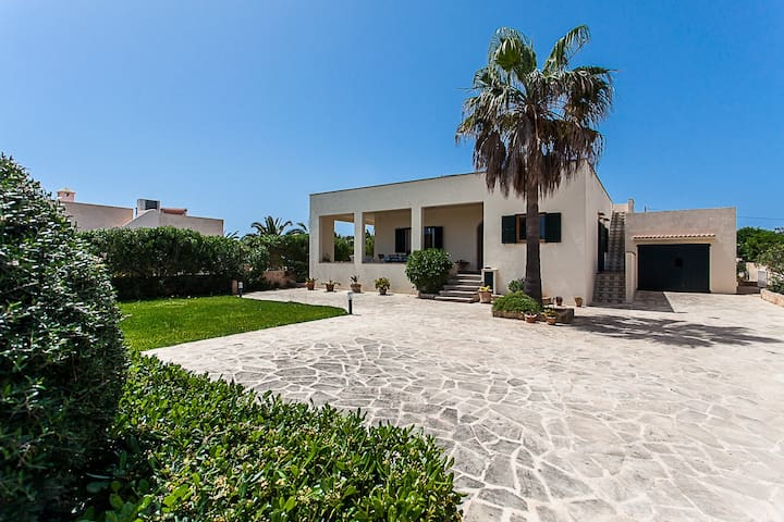 CASA ANTONIO, SEA VIEWS AND POOL ! - Cala Llombards - Haus
