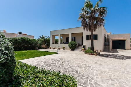 CASA ANTONIO, SEA VIEWS AND POOL ! - Cala Llombards - Rumah
