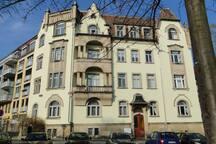 Schönes Zimmer zum Wohlfühlen im Zentrum Dresdens